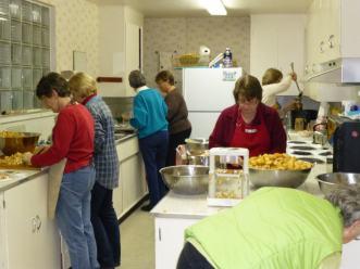 Grangeville Fellowship / Activities